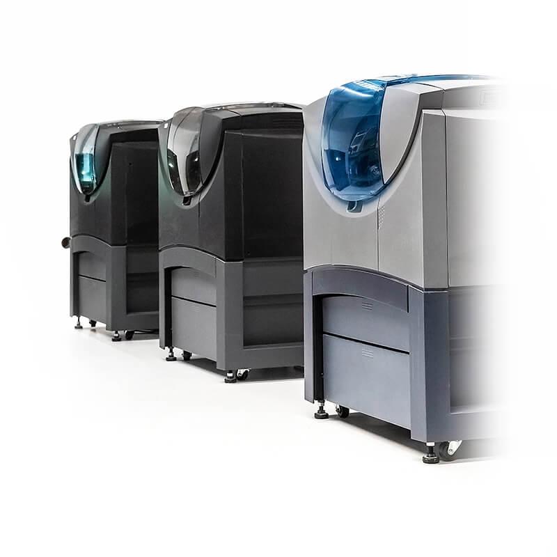Digitale orthodontie printers